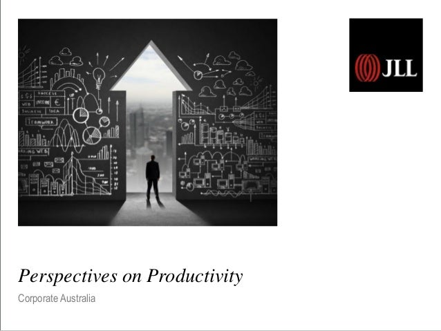 Perspectives on Productivity Corporate Australia