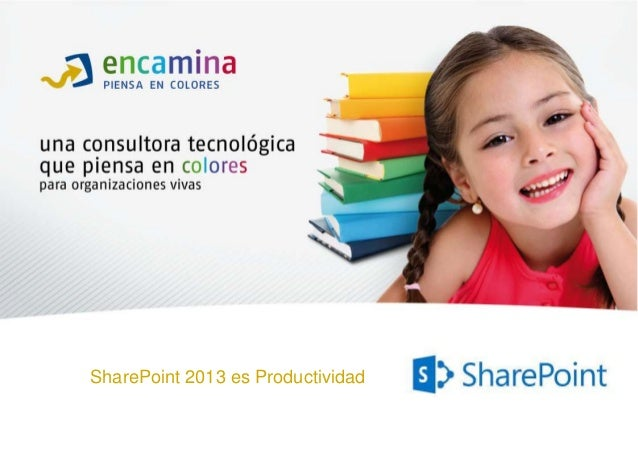 SharePoint 2013 es Productividad