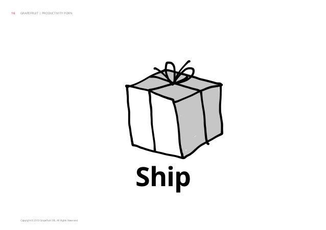 Copyright © 2013 Grapefruit SRL. All Rights Reserved. Ship GRAPEFRUIT | PRODUCTIVITY PORN16