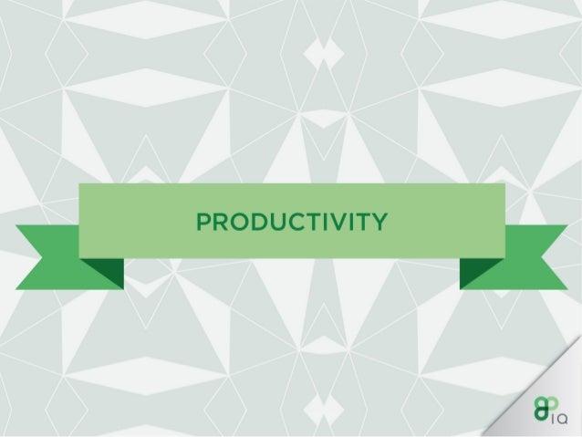 IQ Work Hacks - Productivity Slide 3