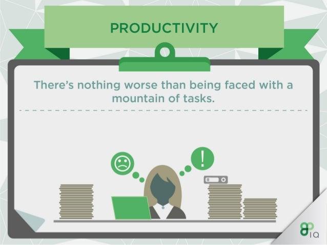 IQ Work Hacks - Productivity