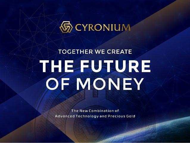 TENTANG CYRONIUM Cyronium adalah crypto asset yang ditopang dengan Blockchain Project pemberdayaan bisnis pilihan, dan dib...