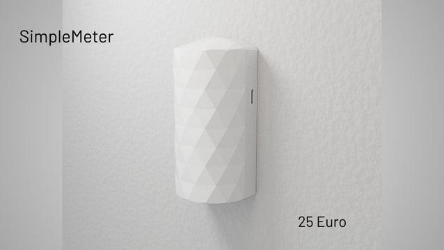 SimpleMeter 25 Euro