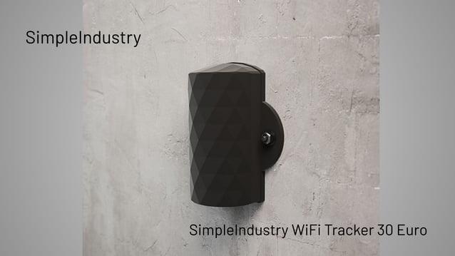 SimpleIndustry SimpleIndustry WiFi Tracker 30 Euro