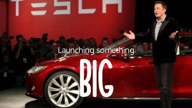 Launching something