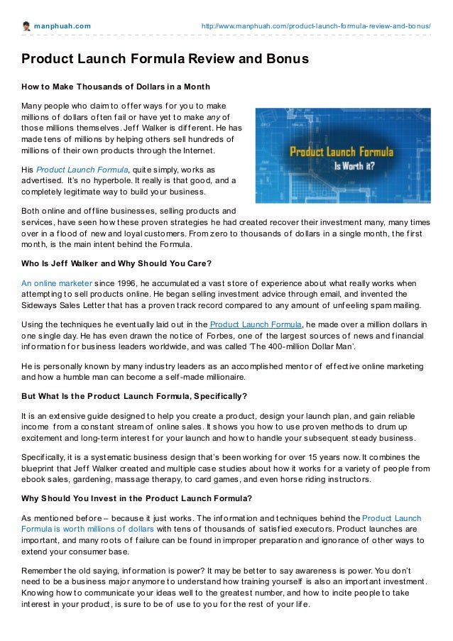 manphuah.com http://www.manphuah.com/product-launch-formula-review-and-bonus/ Product Launch Formula Review and Bonus How ...