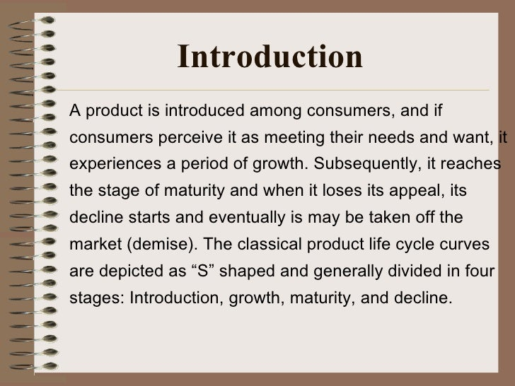 woolworths product life cycle The product life cycle (plc) describes the stages of a product from launch to  being discontinued as we will see in the example, the product.