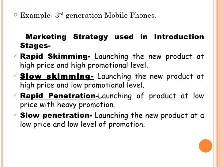 strategies in declining product markets Strategic marketing and the product a well-developed strategy for a product introduction is essential for the long-term success of the product the strategy begins in the renaming and reintroducing an improved version is one way many companies attempt to market a product in its decline.