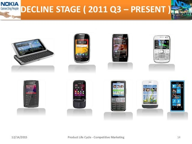 product life cycle of nokia essay