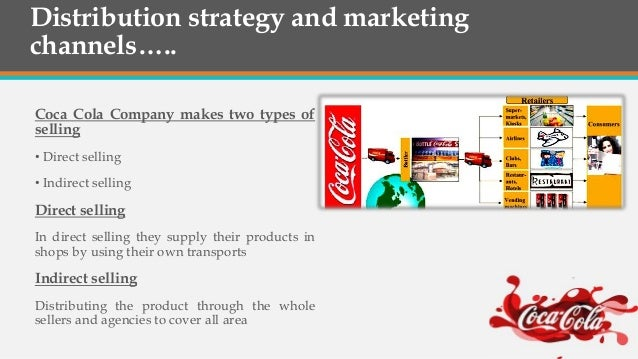 Distribution Strategies of Pepsi