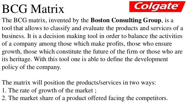 bcg matrix and the product life The boston matrix is a model which helps businesses analyse their portfolio of boston matrix (product portfolio model) levels the product life cycle.