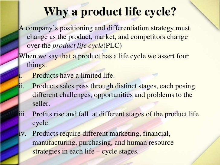 pepsico s product life cycle stages And what s left when the product s useful life is over  us life cycle inventory database van der velden,  sell, use and end-of-life stages.