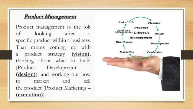 Product Management Slide 2