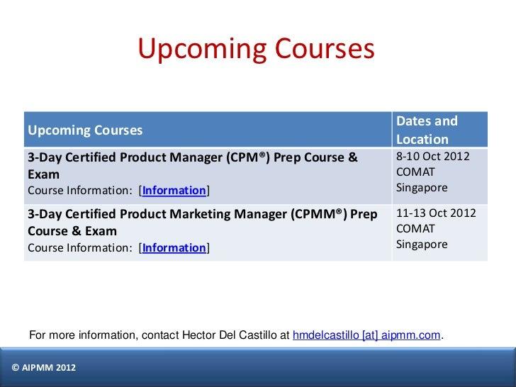 certification management castillo singapore
