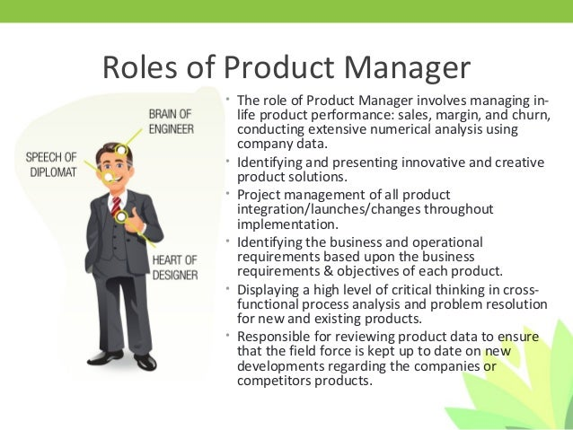 5. Roles Of Product Manager ... Nice Look