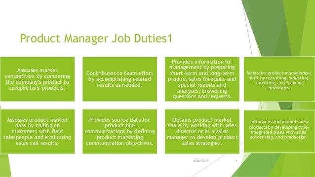 advertising managers job description