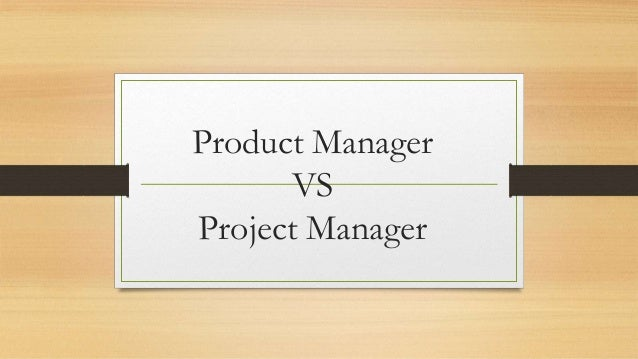 Project coordinator vs project manager