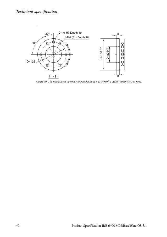 Product manual 6400 m98
