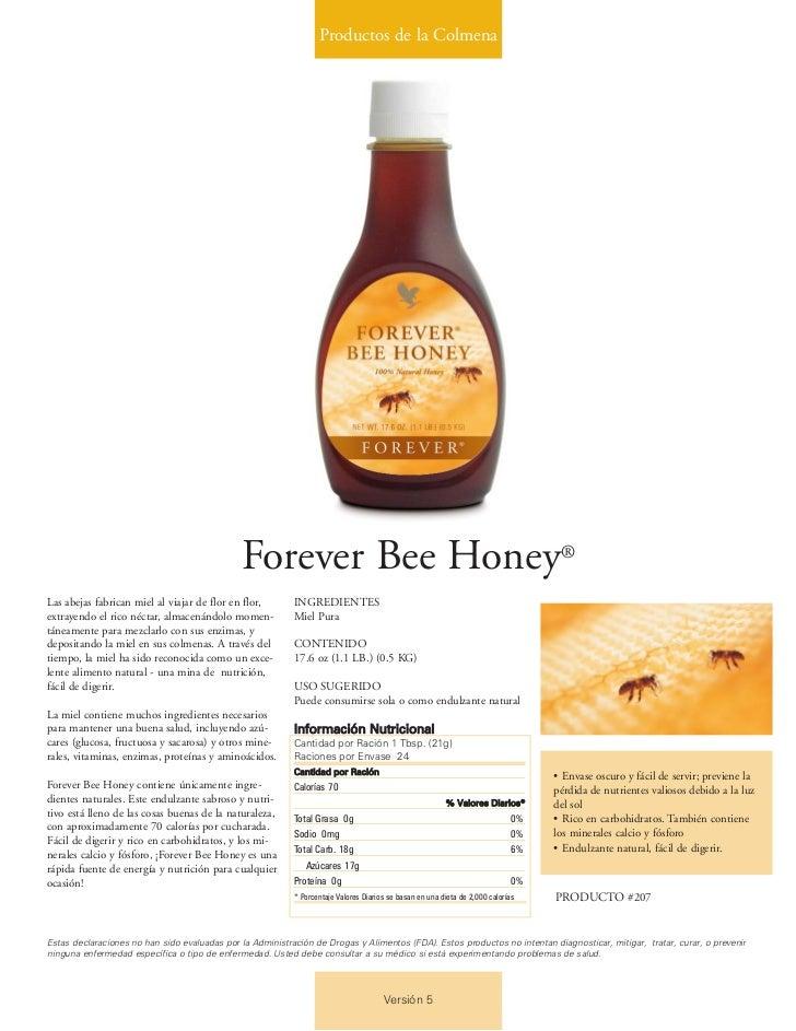 Productos de la Colmena                                              Forever Bee Honey®Las abejas fabrican miel al viajar ...