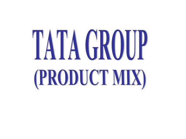 Tata Steel Marketing Mix