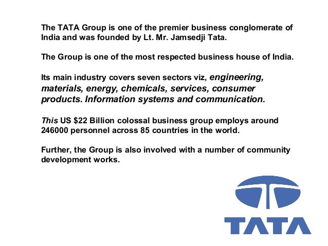product mix of tata Product line of tata save cancel already produict mix he didn't launch any product in '52, but in 1945 he founded tata motors.