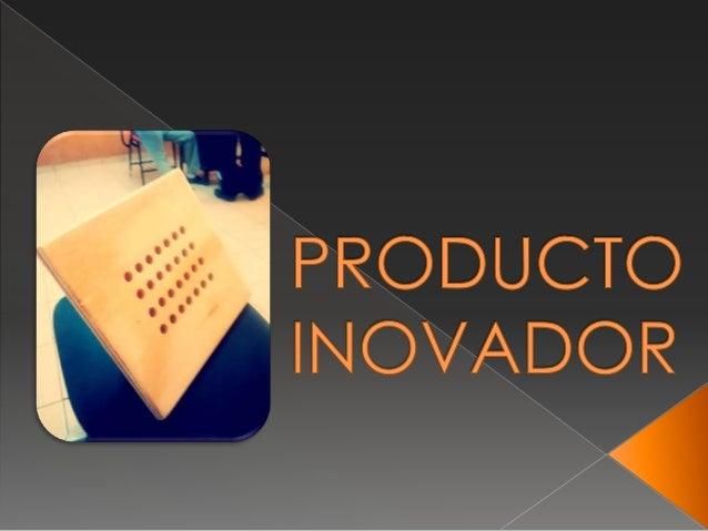 Nuestra idea nació de una forma colaborativa, en mi equipo tomábamos decisiones de que producto innovador escoger y escogi...