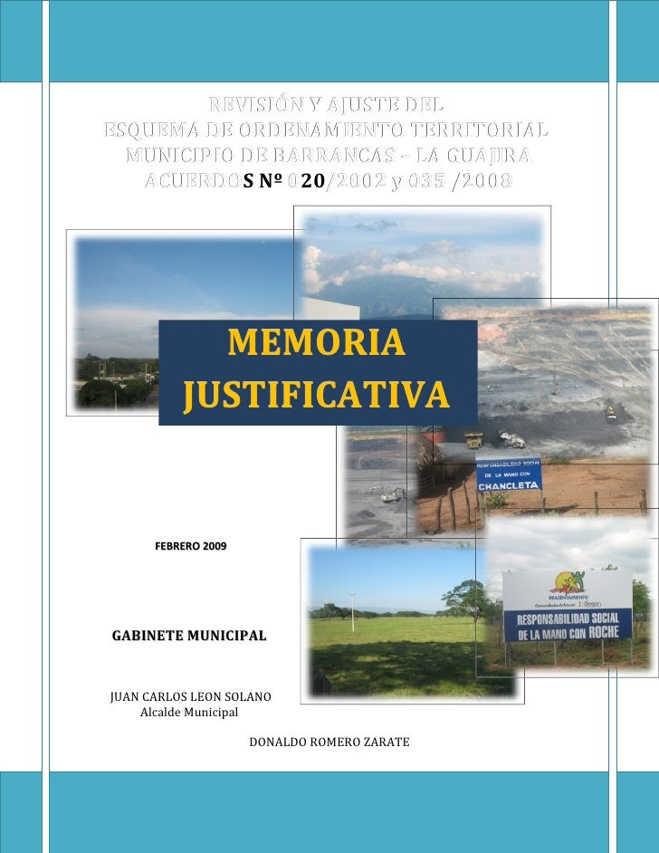 Producto 6  memoria justificativa 22 08-2009-1