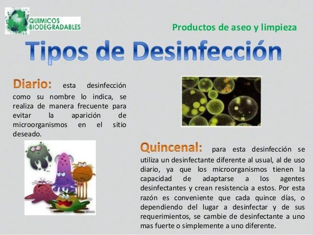 Productos aseo y limpieza quimicos biodegradables - Productos de limpieza ecologicos ...