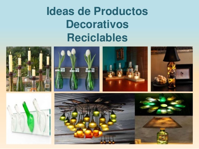Productos decorativos ceramica y vidrio for Productos decorativos