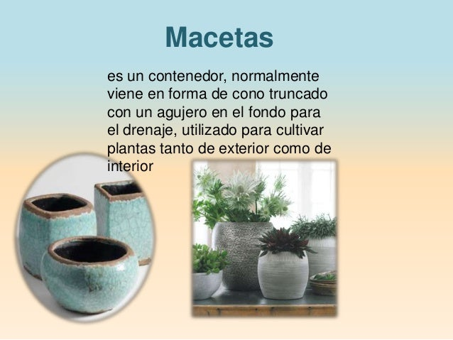 productos decorativos ceramica y vidrio