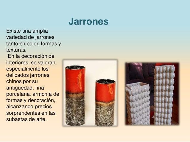 Productos decorativos ceramica y vidrio for Jarrones decorativos para jardin