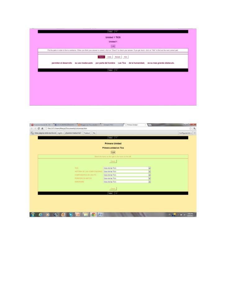Productos del curso Slide 2