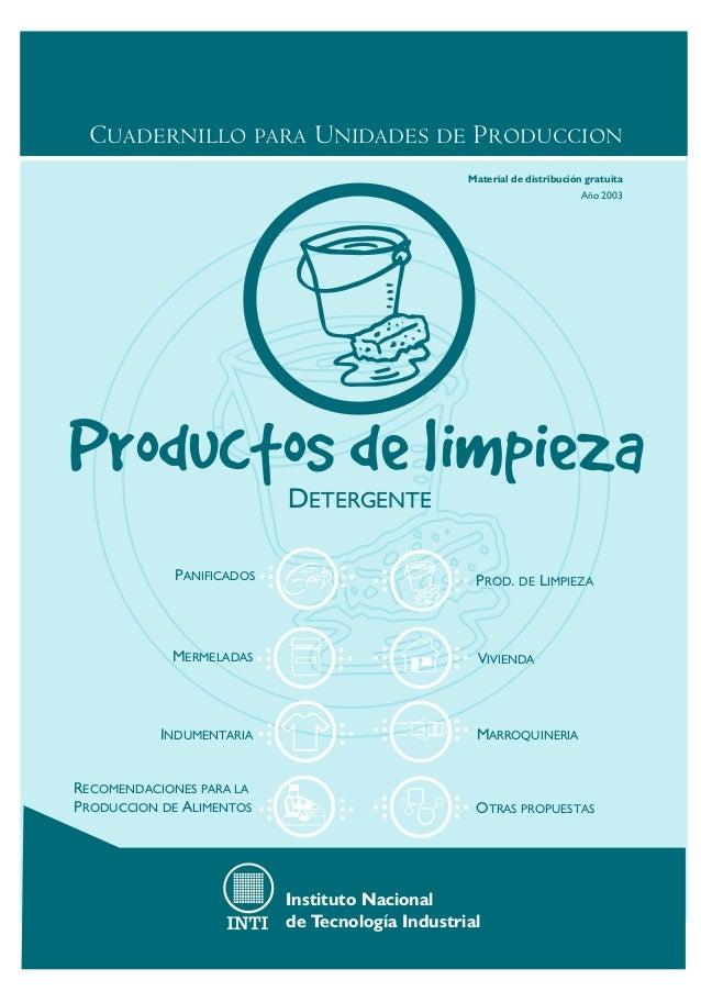 Productos de limpieza for Anuncios de productos de limpieza