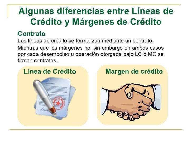 397dc98ad082 14. Algunas diferencias entre Líneas de Crédito ...