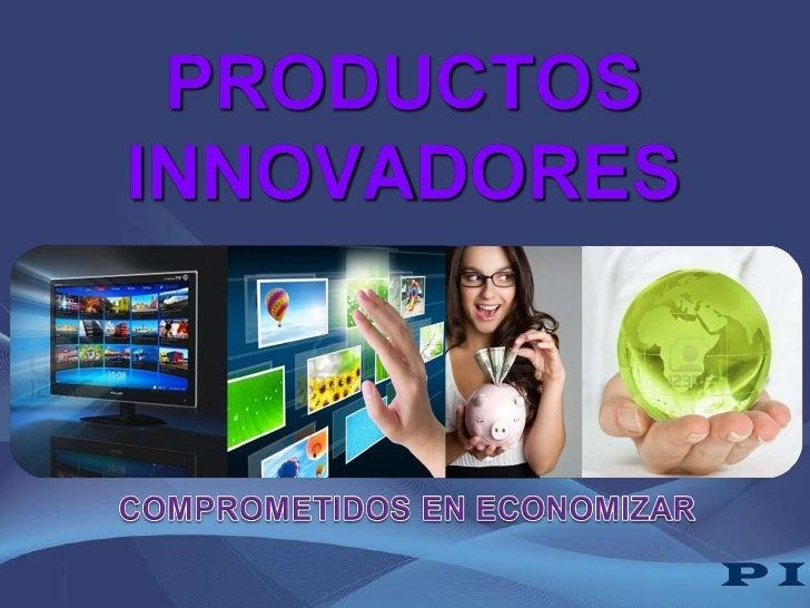 Productos innovadores imagenes