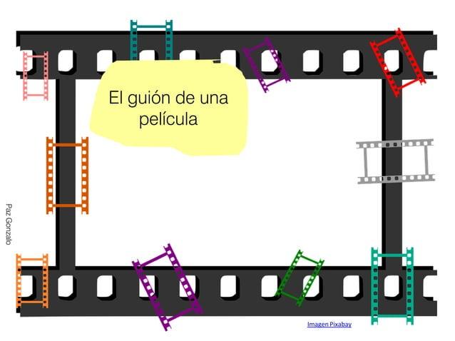 El guión de una película Imagen Pixabay PazGonzalo