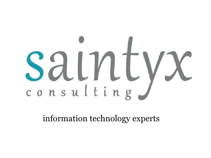 information technology experts
