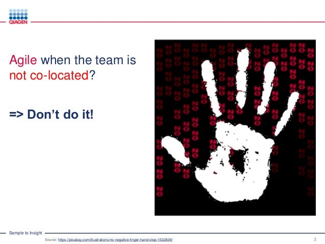 Agile in Distributed Team Setups Slide 3