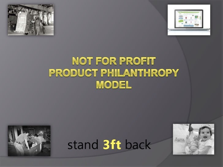 The Problem we are solvingis          Excess stock + Donate to Charity = Product Philanthropy                             ...