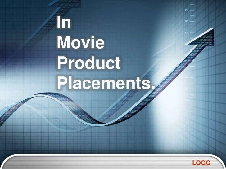 InMovieProductPlacements.              LOGO