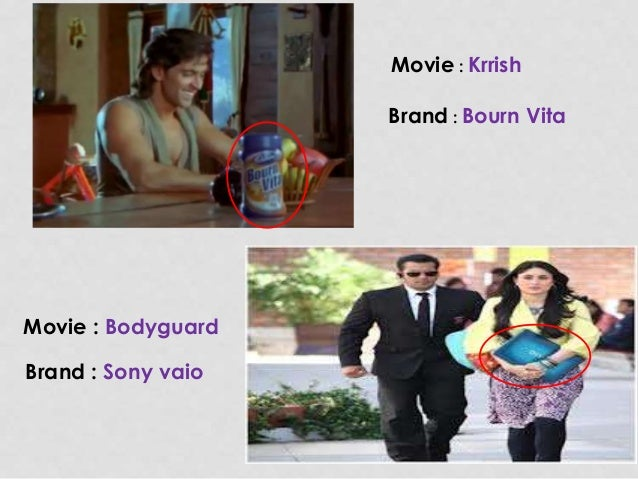 Product Placements In Film Branding And Advertising In Movies