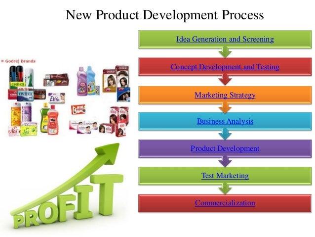 Product planning & development