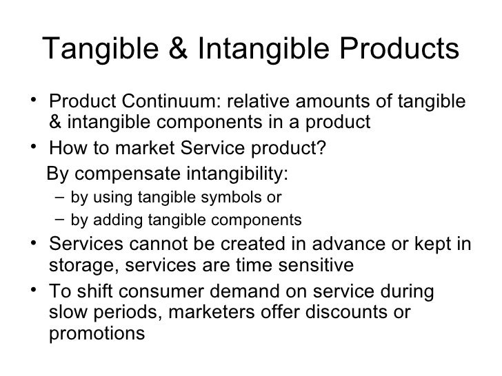 the intangible product The value of intangibles aswath damodaran aswath  workers who generate these intangible assets and the improvement in operating margins that he attributes to improvements to intangible.