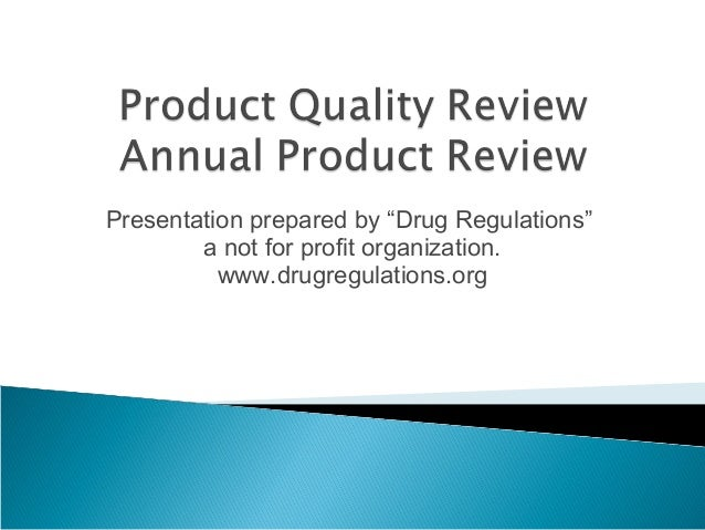"Presentation prepared by ""Drug Regulations"" a not for profit organization. www.drugregulations.org"