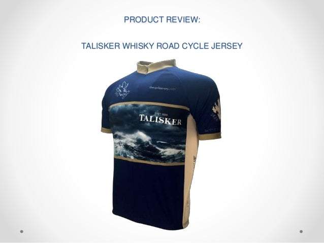 ff94fc863 PRODUCT REVIEW  TALISKER WHISKY ROAD CYCLE JERSEY ...