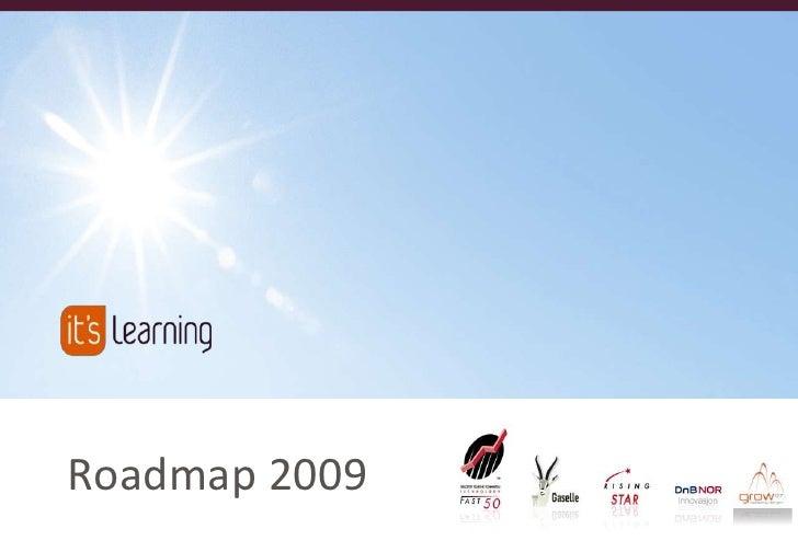 Roadmap 2009