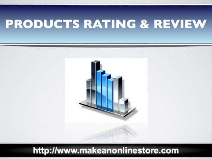 Products Rating