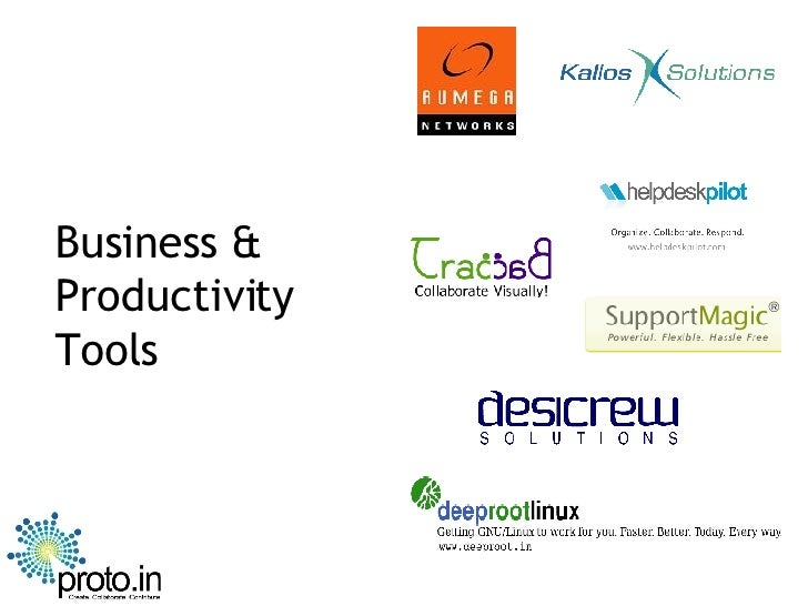 Business & Productivity Tools