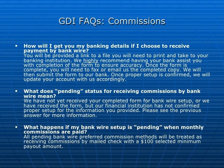 What\'s the Benefit of Becoming a GDI Affiliate and How Do Commissions…