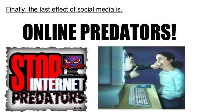 Social media predators